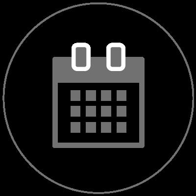 アイコン素材-カレンダー